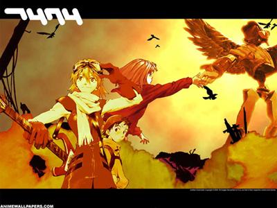 FLCL anime image