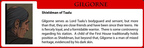 Gilgorne Character Card