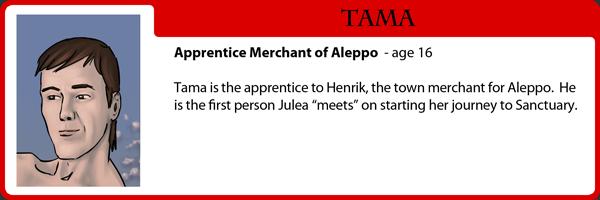 Tama the Merchant
