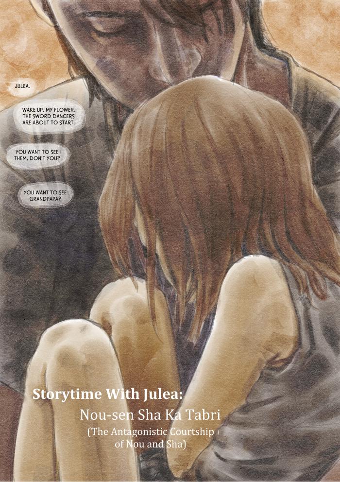 Kinslayer SwJ Sha and Nou Cover